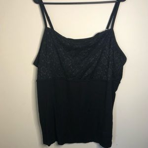 Extra Soft Lace Lane Bryant Tank Top Camisole